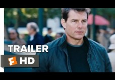 Jack Reacher: Never Go Back Official Trailer