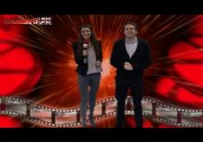 Unseen TV UK Intro with Marc and Naomi
