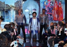 Danish Wakeel – Conspicuous Hedonism – London Fashion Week