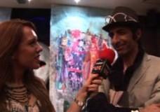 Anoosh Naghibi Interview London Fashion Week