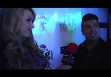 Joe McElderry Interview Live Gems Showcase